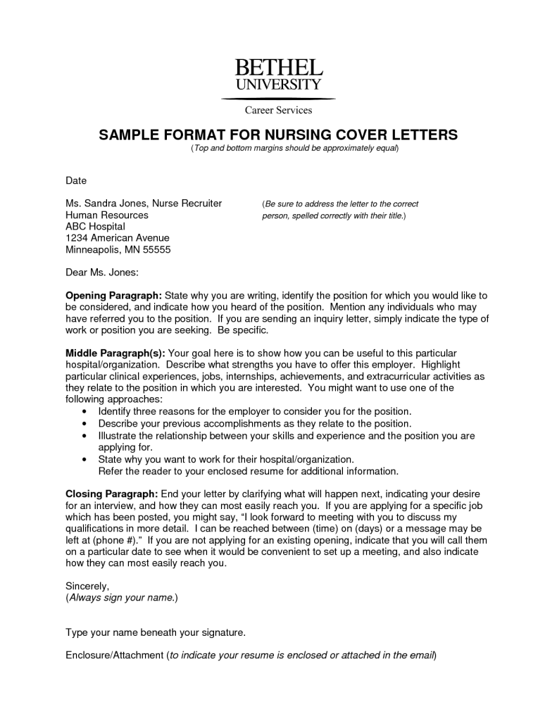 nursing cover letter example nursing cover letter new grad that nursing resume cover letter nursing resume