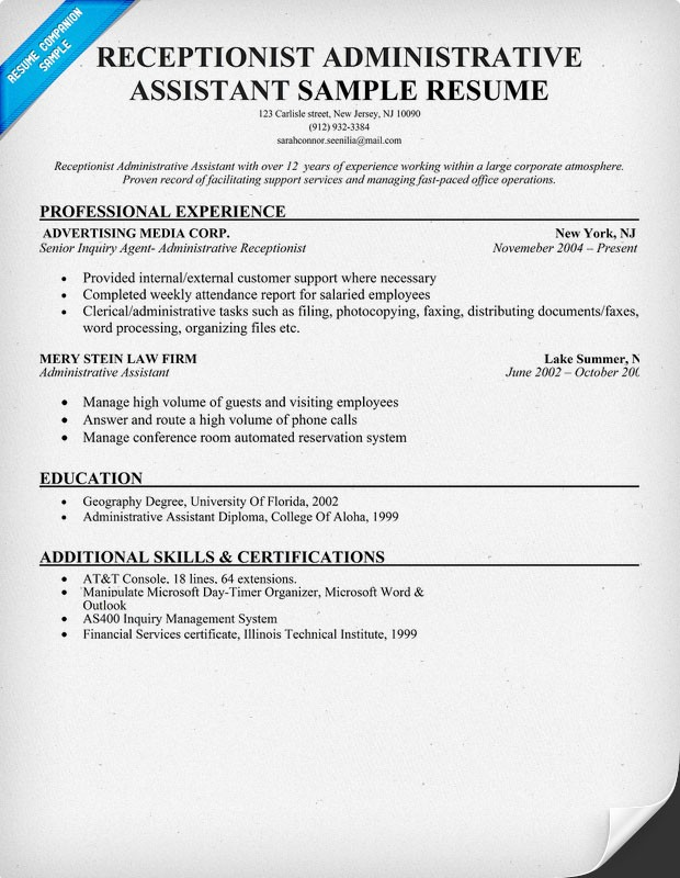 Basic Resumes Examples  WowcircleTk