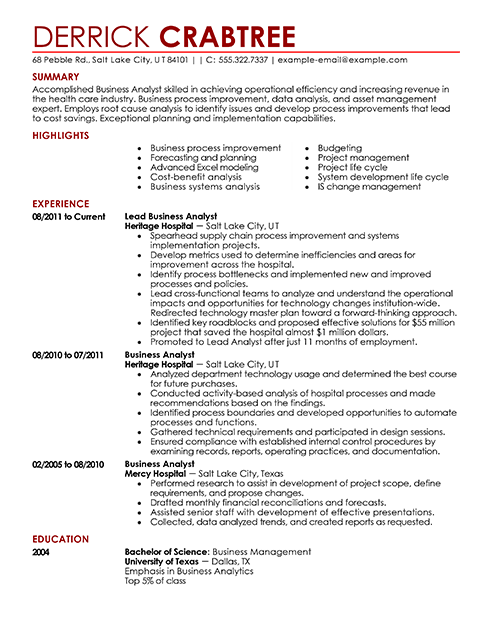 basic resume tempaltes free sample 1