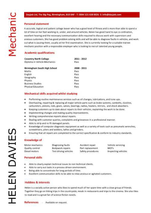 14 New Business resume templates Resume Templates