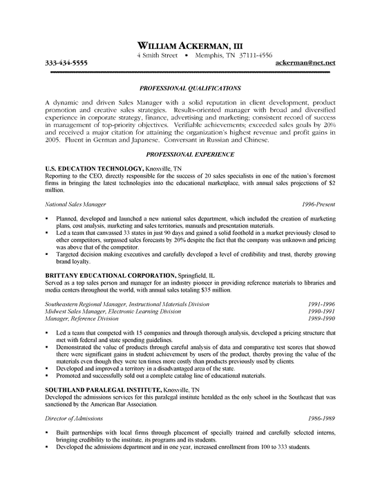 writer resume template best sales resume template writing tutorials 25794